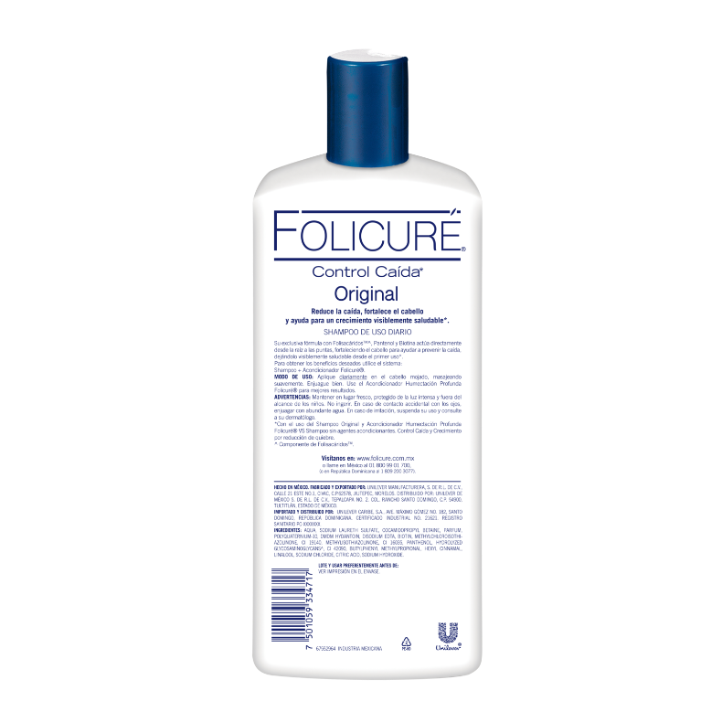 Folicure Shampoo Original 700ml